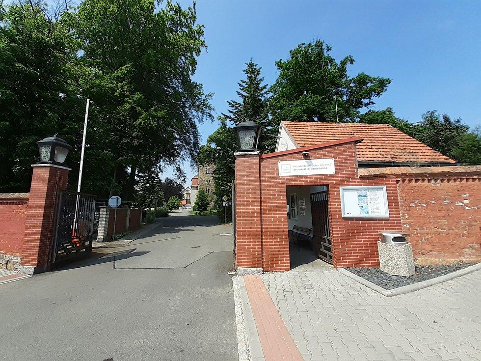Rehabilitační ústav v Chuchelné.