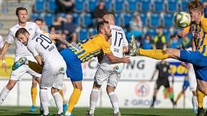Fotbal: 1. FC Slovácko - SFC Opava