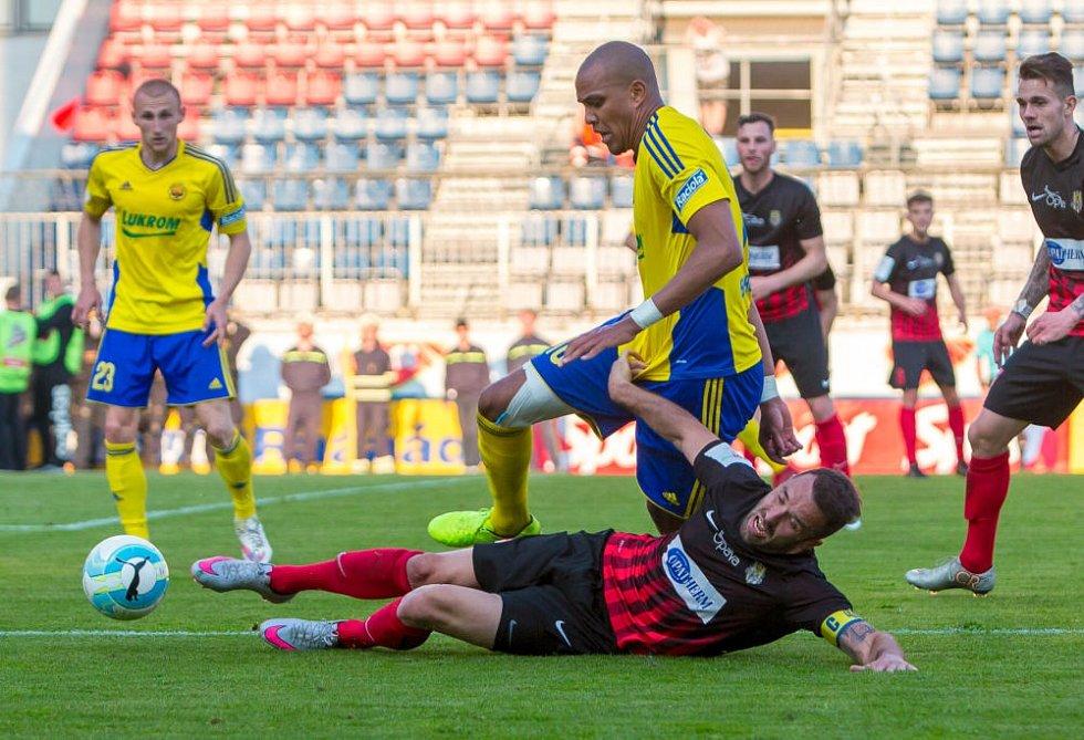 Slezský FC Opava – FC Fastav Zlín 0:1
