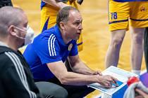 Trenér opavských basketbalistů Petr Czudek