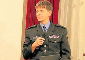 PETER HORVÁTH je ve funkci ředitele Městské policie Opava od října 2016.
