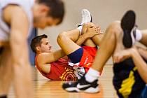 V dobré náladě se hlásili na prvním tréninku hráči BK Opava. V pondělí v deset hodin odstartovali přípravu na nový ročník Mattonky.