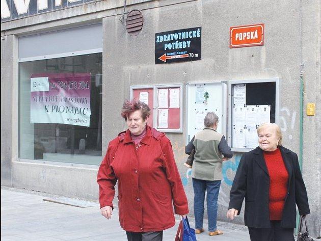 Společnosti RPG byty patří také prostory na Popské ulici v Opavě.