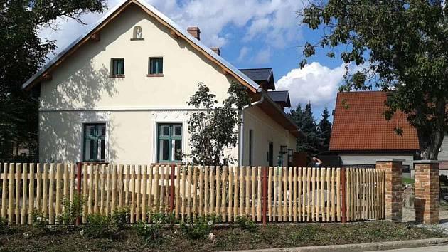 Skanzen v Malých Hošticích. Foto: archiv obce