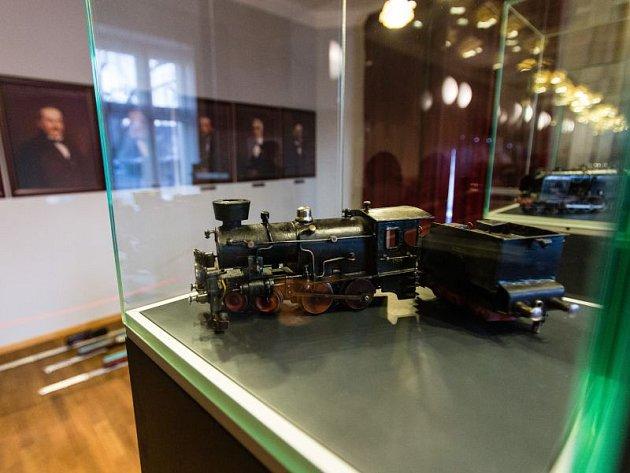 Během uplynulého víkendu se v Obecním domě v rámci doprovodného programu uskutečnila výstava železničních modelů.