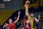 BK Breda & Weinstein Opava - Basketball Brno 100:72
