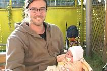 Jedním z otců, kteří se rozhodli zůstat na mateřské, byl Opavan Jiří Šíl. S dcerkou Barborkou byl doma jeden rok, pak ji začal vodit do jeslí.