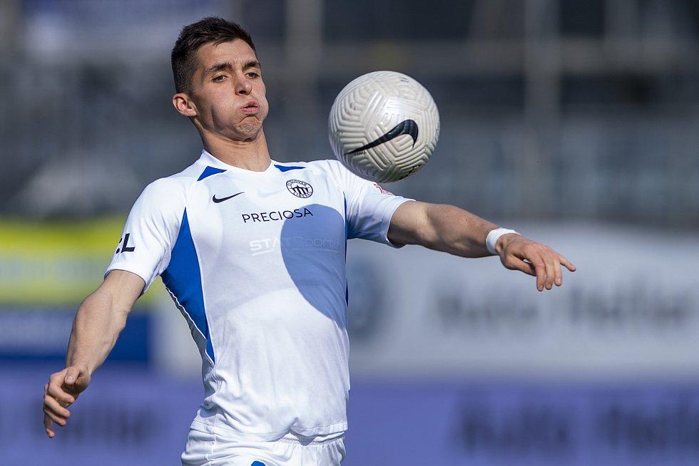Slezský FC Opava - FC Slovan Liberec (28.kolo) 0:2