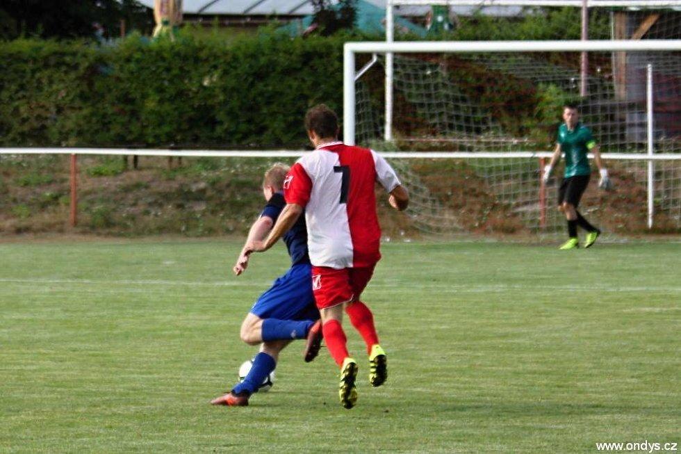 FK Slavia Opava - TJ Vřesina 1:2 (1:2).