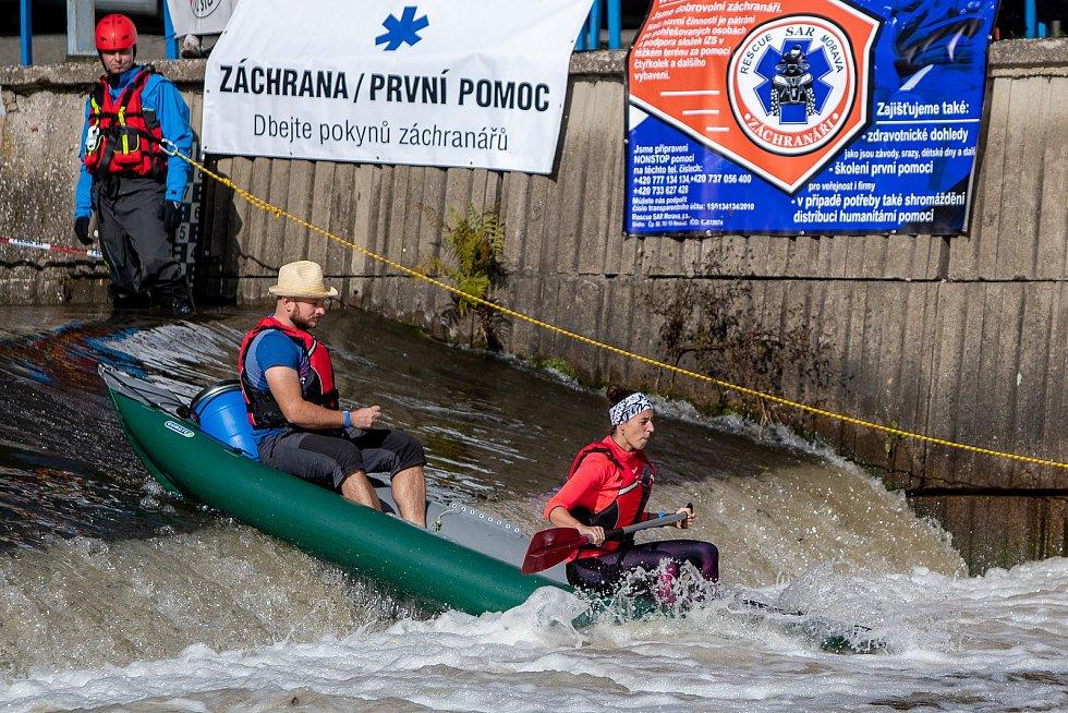 Tradiční zamykání Moravice. Sobota 19. září 2020.