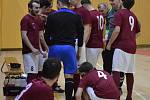 3. finále futsalové divize: FU Kopřivnice - Ferram Opava