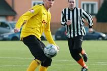 Martin Skřehot (ve žlutém)