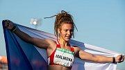 Na Olympijských hrách mládeže v Argentině Barbora Malíková nenašla přemožitelku.