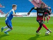 MFK Vítkovice – Slezský FC Opava 1:2