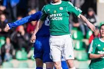 Milan Lukáš (v zeleném)