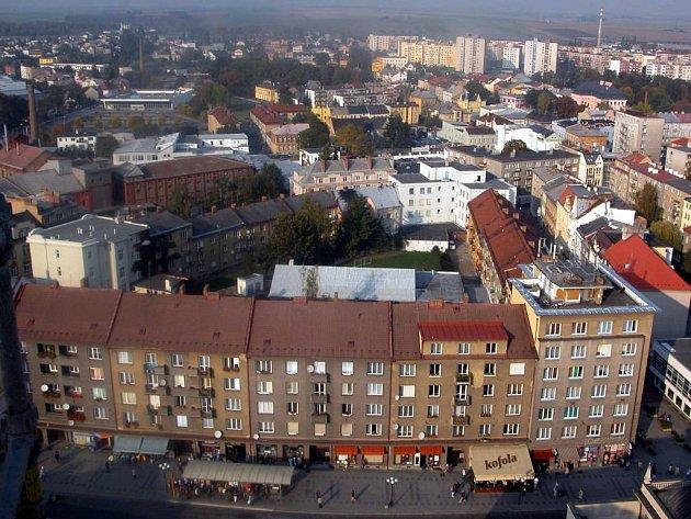V útrobách Opavy je něco přes sedm set bytů, které patří městu.
