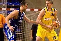 BK Breda & Weinstein Opava - BK Prostějov 81:92