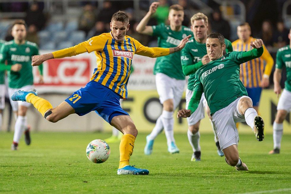 MOL Cup: SFC Opava - Jablonec.