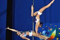 Opavanky Anna Špalková a Alžběta Moravcová na nedávném evropském šampionátu vybojovaly v kategorii Women doubles skvělé druhé místo.