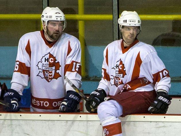 Zdeněk Pavelek (vpravo)