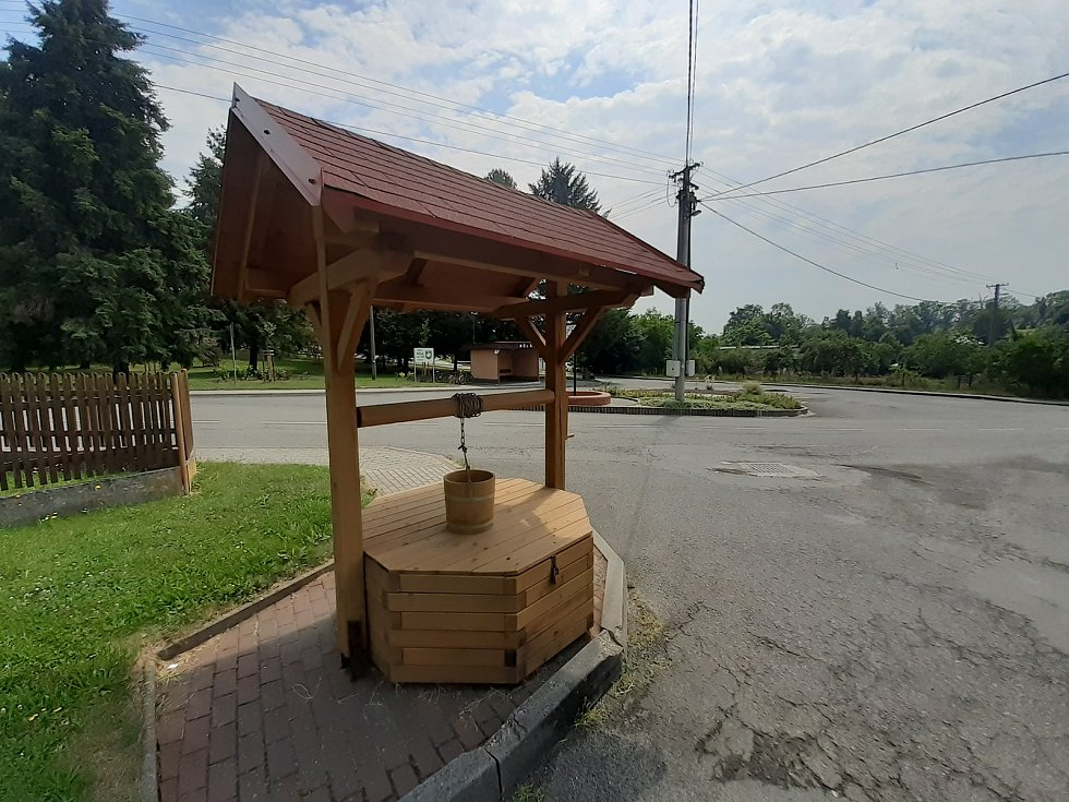 Obec Bělá.