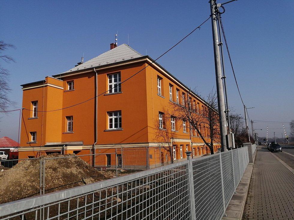 ZŠ Dolní Benešov.