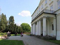Ve středu byl po pětatřiceti letech kompletně zpřístupněn tzv. Bílý zámek.
