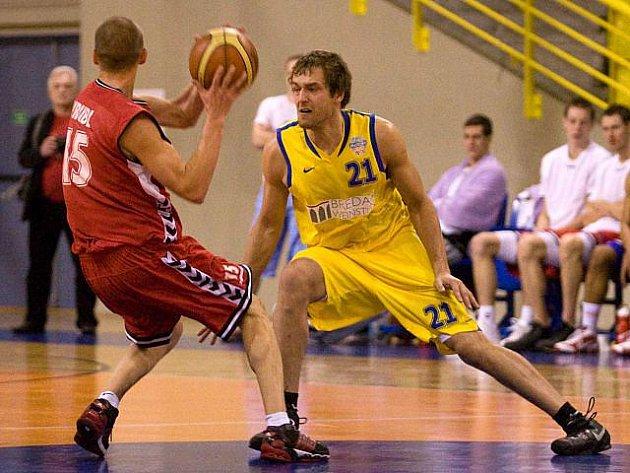 BK Breda & Weinstein Opava - Basketball Brno 89:80