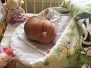 Aneta Těžká se narodila 20. prosince 2018, vážila 3,27 kilogramů a měřila 49 centimetrů. Rodiče Žaneta a Ondřej z Kravař přejí své dcerce do života hlavně hodně zdraví, štěstí a lásky. Na sestřičku se už doma těší bráška Štěpánek.