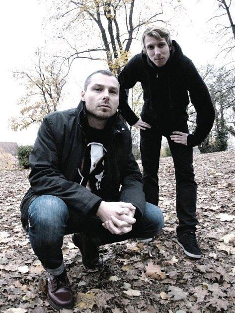 Petr Kunze a Martin Lecián.