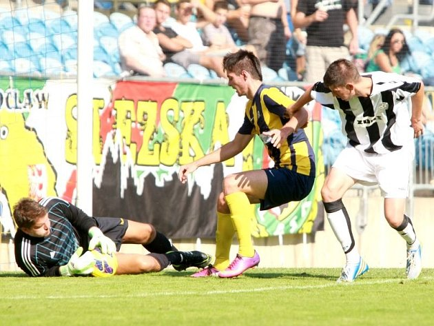 Slezský FC Opava – FC ŽĎAS Žďár nad Sázavou 5:2
