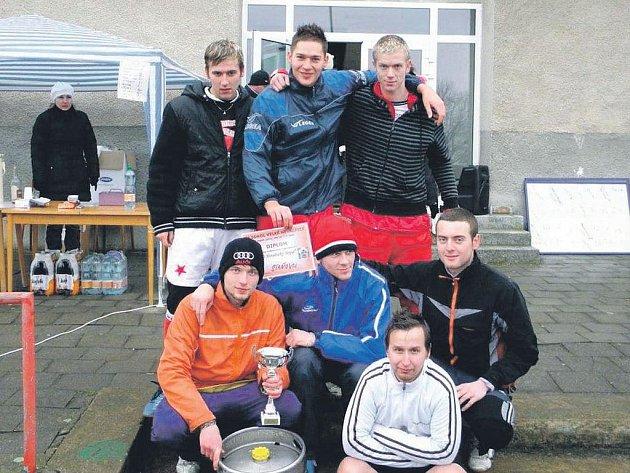 Vítězný tým: Staňovci.