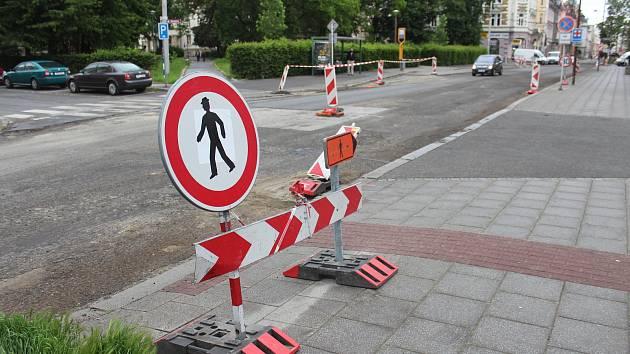 Doprava v Opavě dostává poslední dobou řádně zabrat.