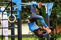 Nápady pro Opavu mohou přinést návrhy všeho druhu, třeba i na nová sportoviště. Ilustrační snímek je ze Sportovního klubu Fenix.