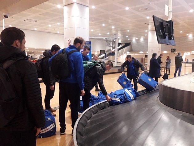 Opavští basketbalisté cestovali kdalšímu zápasu basketbalové Ligy mistrů do Benátek.