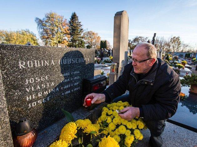 Ilustrační foto z jaktařského hřbitova.
