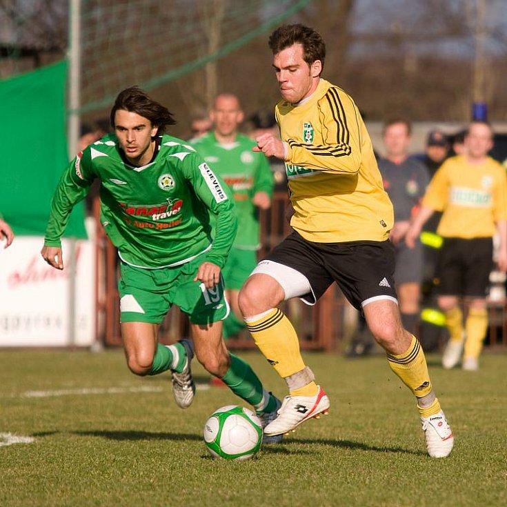 FC Hlučín - MFK OKD Karviná 1:0