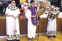 Oslavy konce masopustu a Pochování basy jsou v Hlavnici již tradicí.