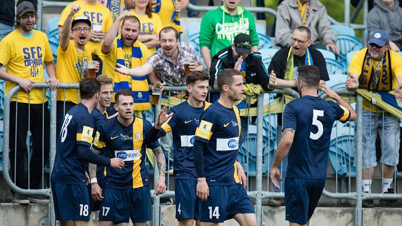 Slezský FC Opava – FK Varnsdorf 4:2
