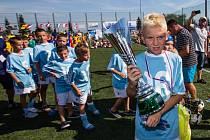 Malé mistrovství Evropy žáků, i tak by se dala nazvat fotbalová akce v kravařské Buly aréně s názvem Visegrad Cup U 11, který pořádal Sipa Sport Opava. Byl určen pro jedenáctileté fotbalisty a divákům se představilo celkem dvacet týmů z pěti zemí.