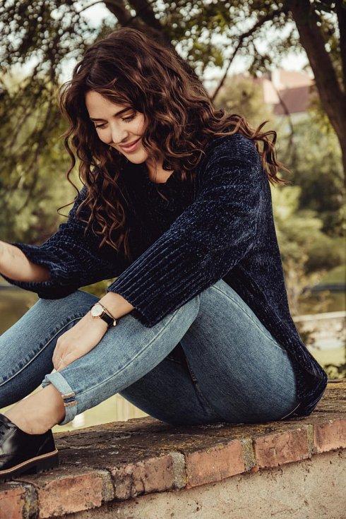 Dominika Býmová se v uplynulých několika týdnech zapsala do paměti televizních diváků především rolí servírky Romany ze seriálu MOST!