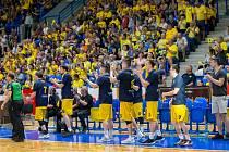 Opavští basketbalisté a fanoušci se mohou těšit na Ligu mistrů.