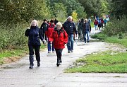 Už pojedenácté se během uplynulé soboty vypravili nejen milovníci turistiky na akci s názvem Hlučínsko – vřesinská šlápota.