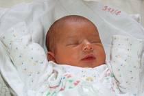 """Amálie Kuchařová se narodila 29. dubna, vážila 2,865 kg a měřila 48 cm. Svému prvnímu miminku rodiče Veronika a Jan z Opavy přejí: """"Ať je zdravá, šťastná a splní se jí každé přání."""""""