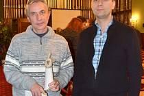 Ocenění Anděl si převzali opavští sociální pracovníci v působivých prostorách sálu v Domě kultury Petra Bezruče.