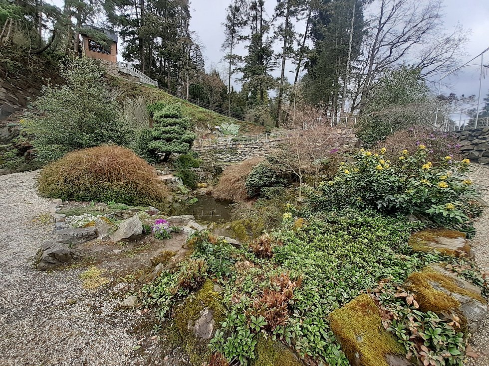 Arboretum Nový Dvůr.