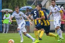 Slezský FC Opava U19 – FC Vysočina Jihlava U19 1:0