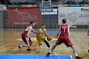 Mattoni NBL: BK JIP Pardubice - ČEZ Basketball Nymburk.