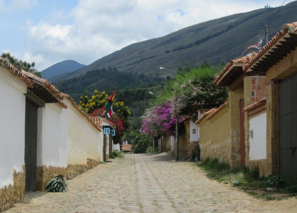 Martin HMartin Hájek: Kolumbie je zemí velkých kontrastů.