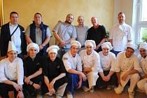 Šilheřovice se na několik hodin staly místem setkání mladé kuchařské generace se skutečnými kapacitami v oboru.